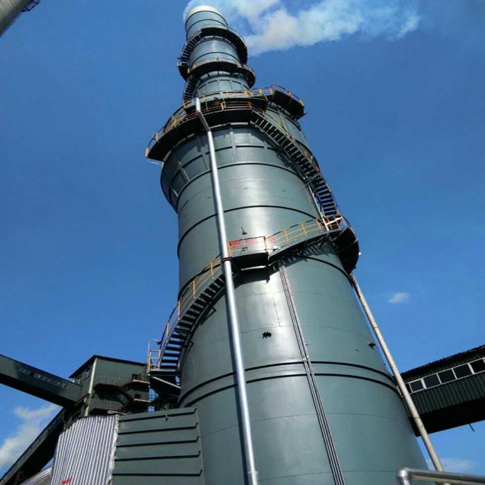 唐山蓝海实业脱硫项目
