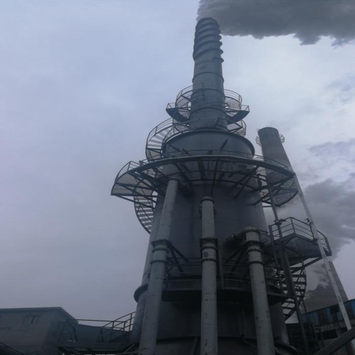 四川铁马焦化石灰石脱硫项目