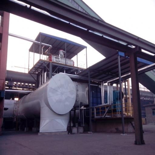 吉林建龙钢铁余热回收项目