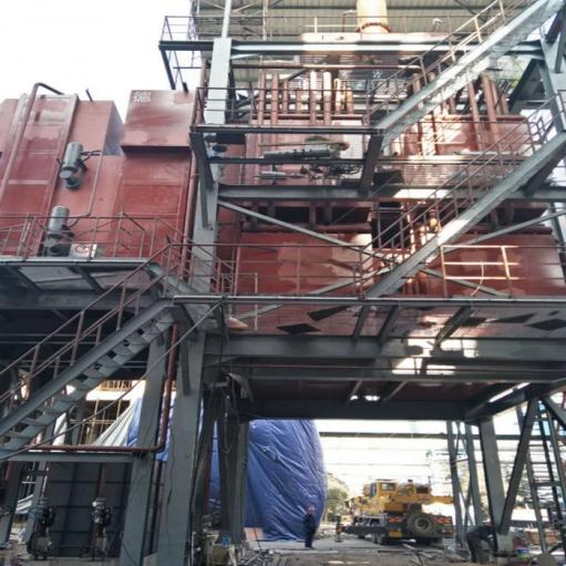 潍坊特钢余热回收项目