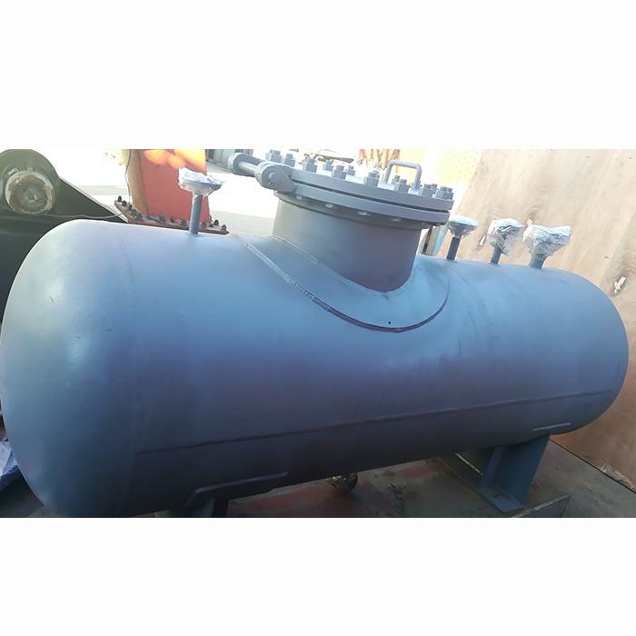 蒸汽聚集器